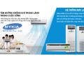 Mua máy lạnh inverter giá rẻ tại TP.HCM